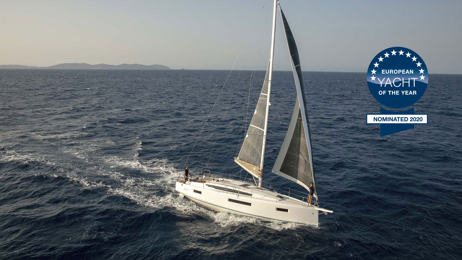 La Boat Show 2020.A First Three New Sailboat Models By Jeanneau Have Been
