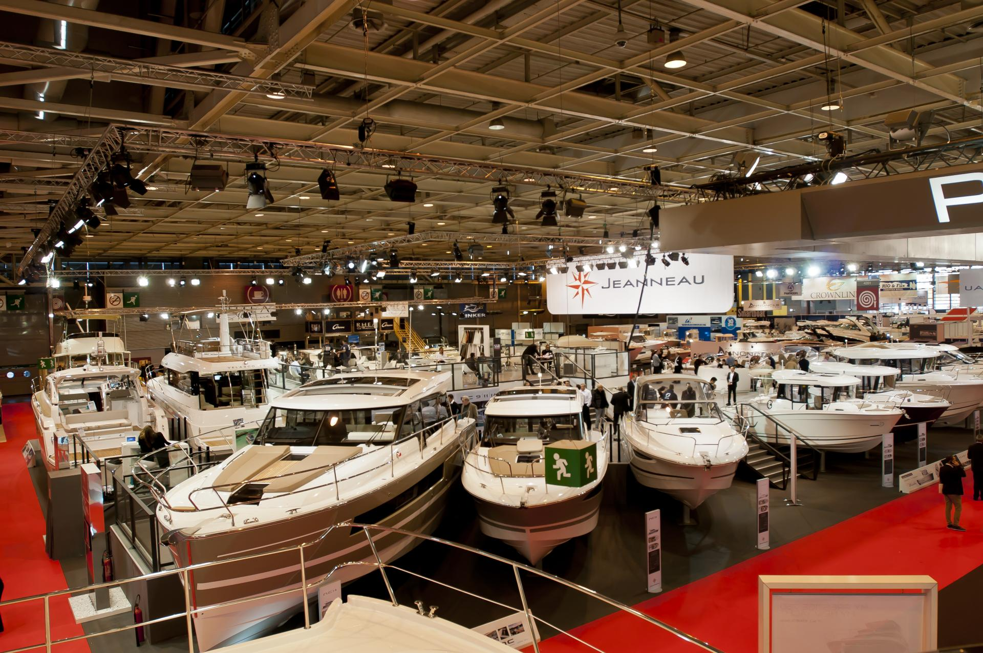 Bapt me du nouveau leader 40 au salon nautique de paris - Salon de the paris 13 ...