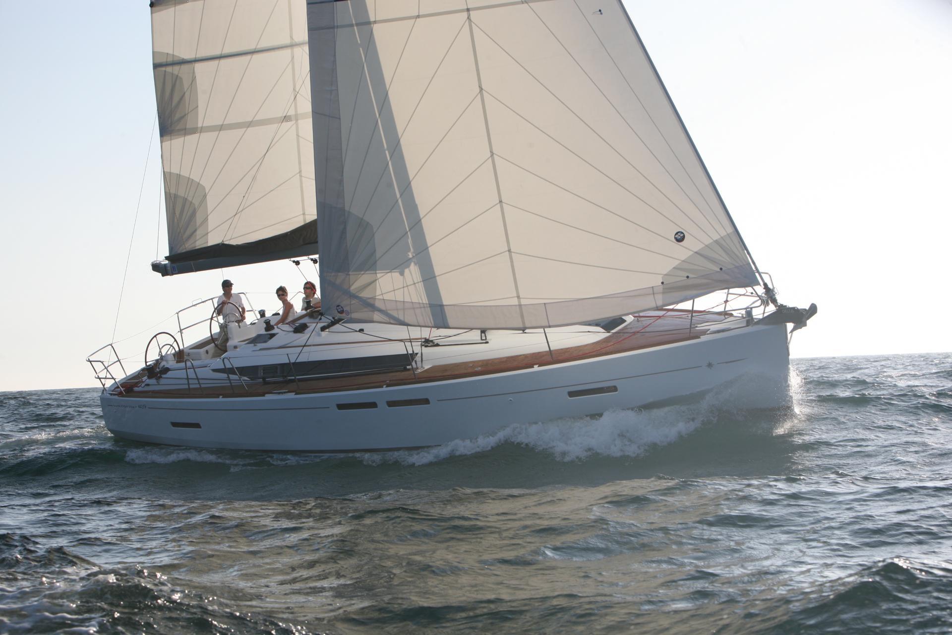 Sun Odyssey 409 Boat review | Jeanneau
