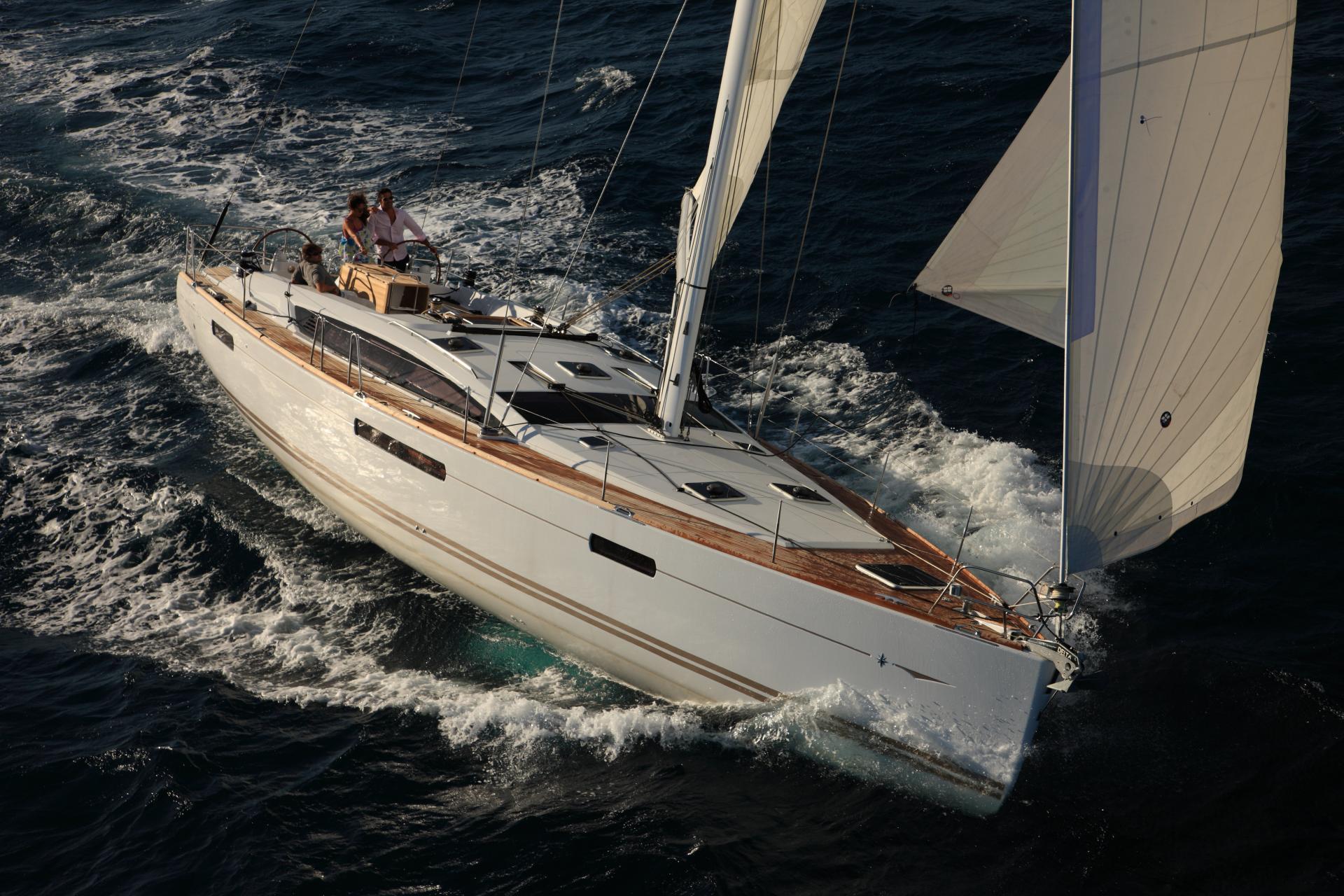 Jeanneau 53, boat review   Jeanneau