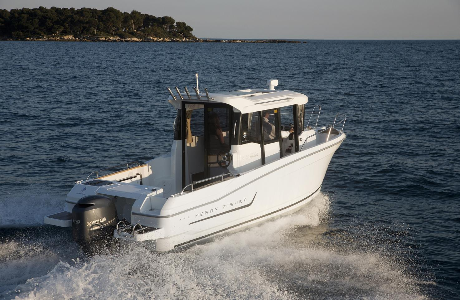 Merry Fisher 695 Marlin | Jeanneau Boats