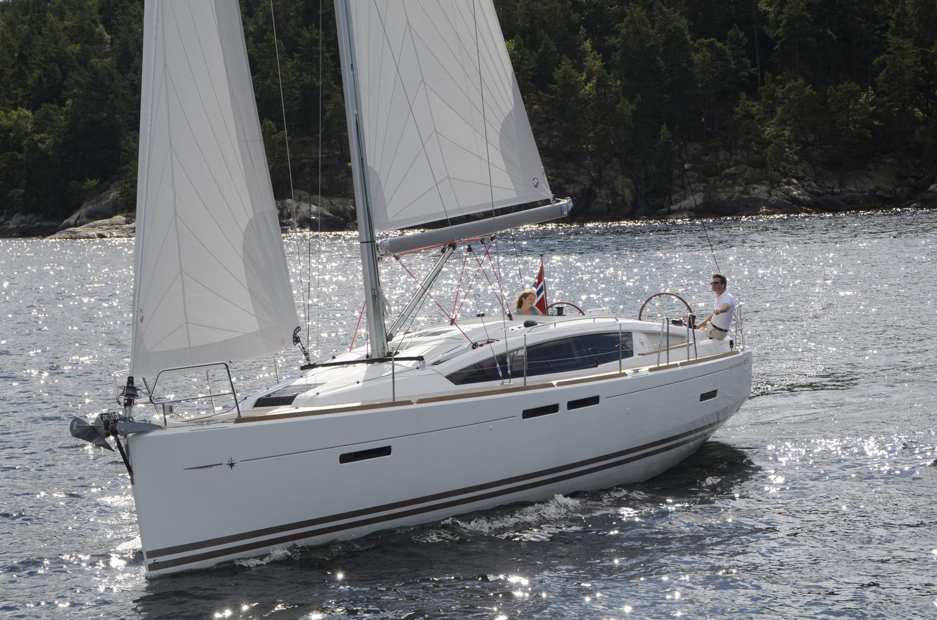 Sun Odyssey 41 DS | Jeanneau Boats