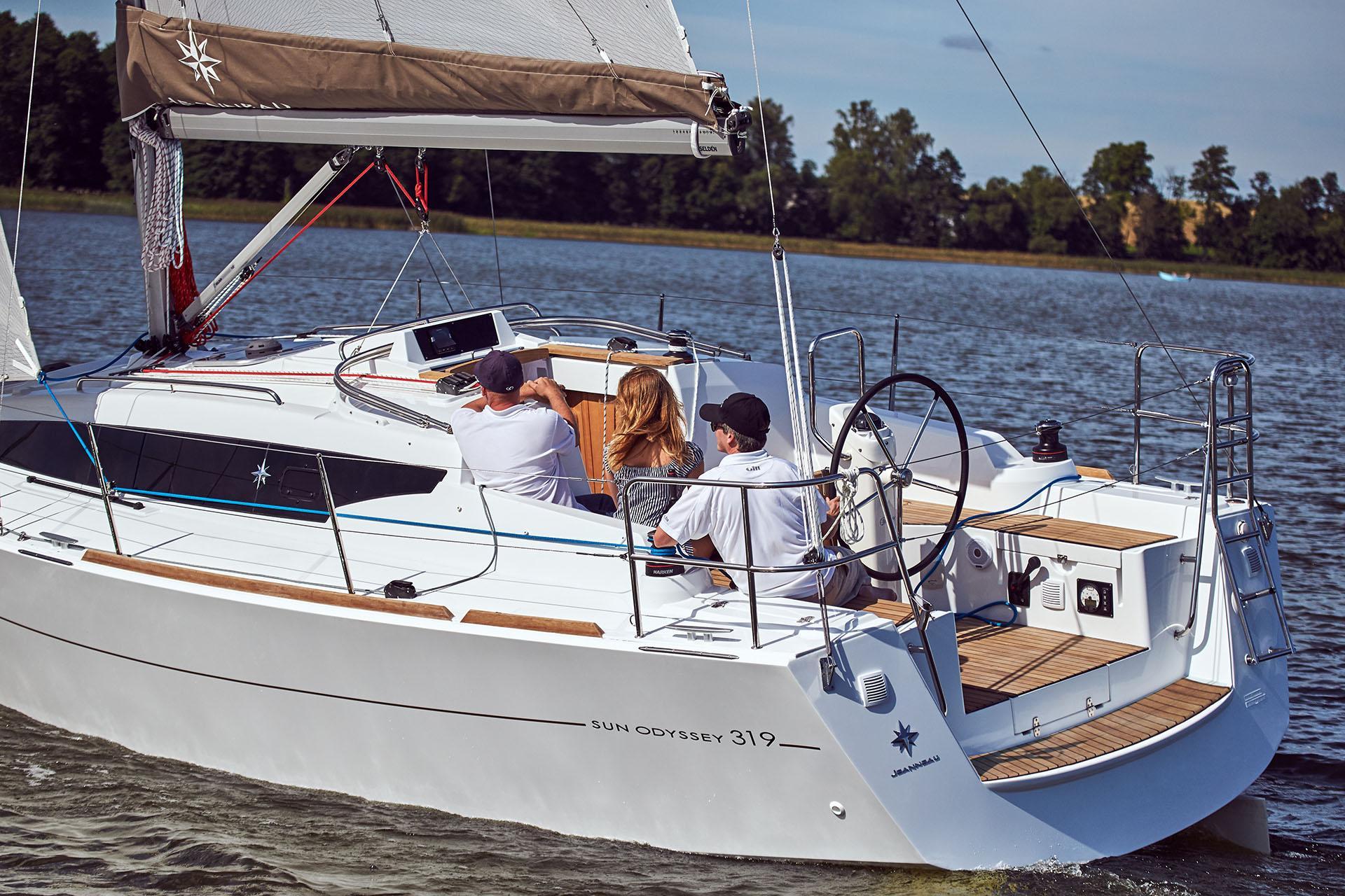 Sun Odyssey 319 Jeanneau Boats