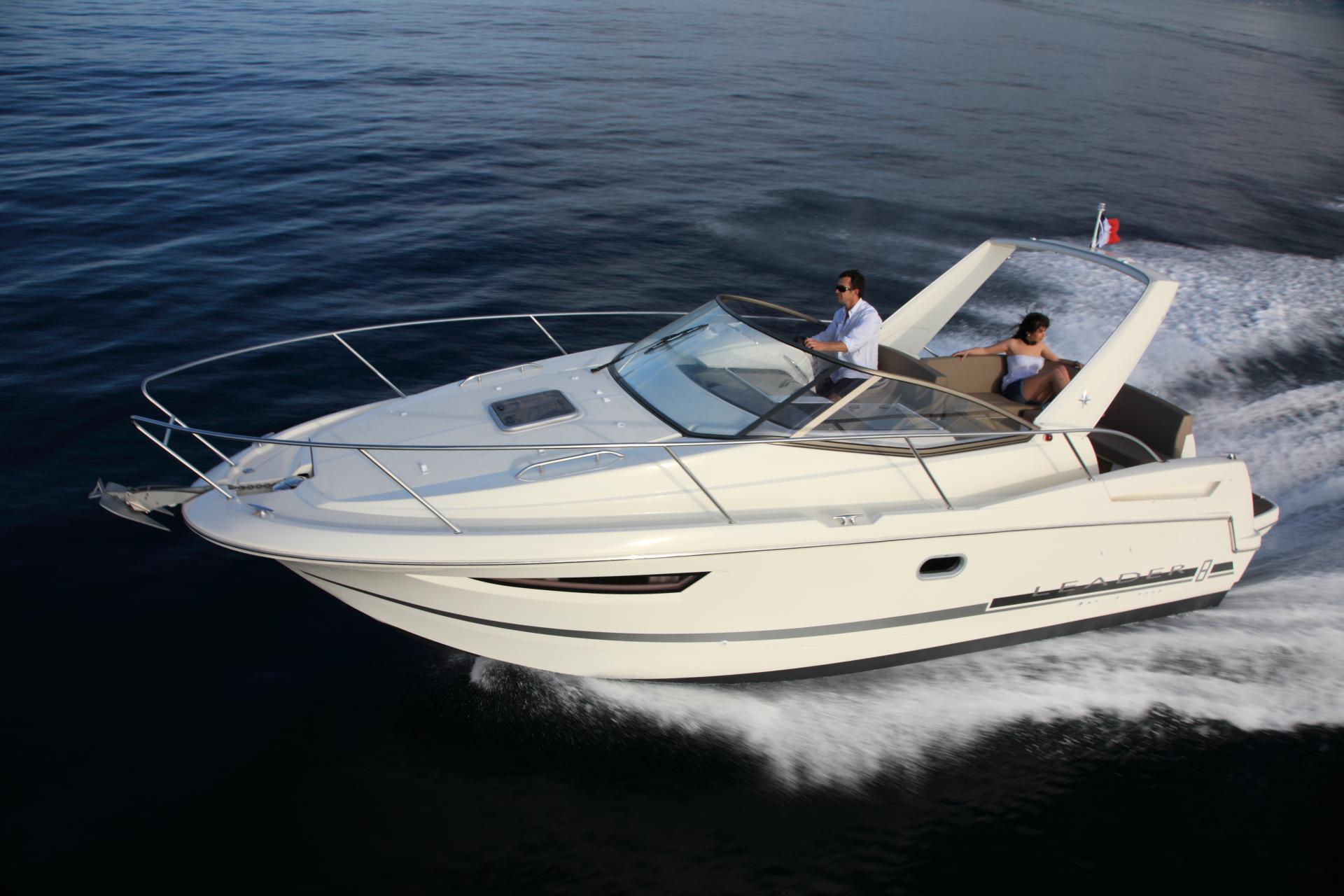 Leader 8 | Jeanneau Boats