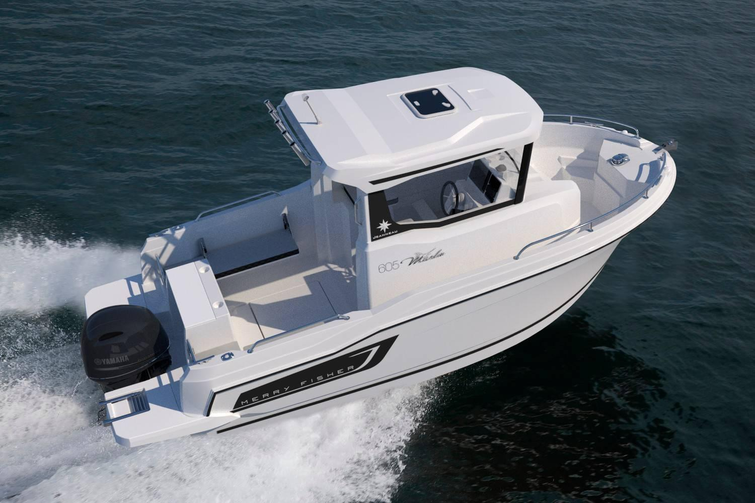 Merry Fisher 605 Marlin Vistas del exterior 3