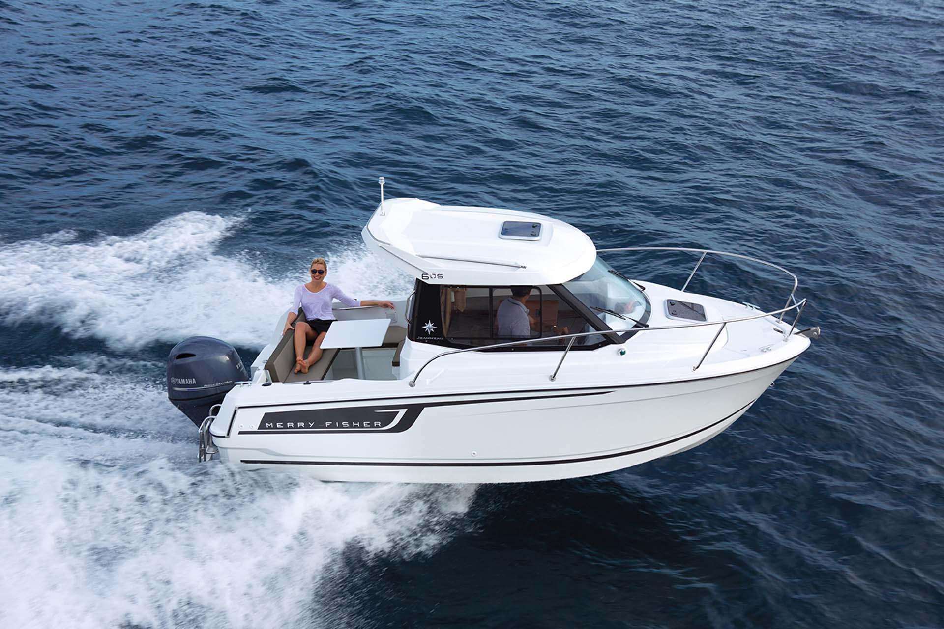 Merry Fisher 605 | Jeanneau Boats