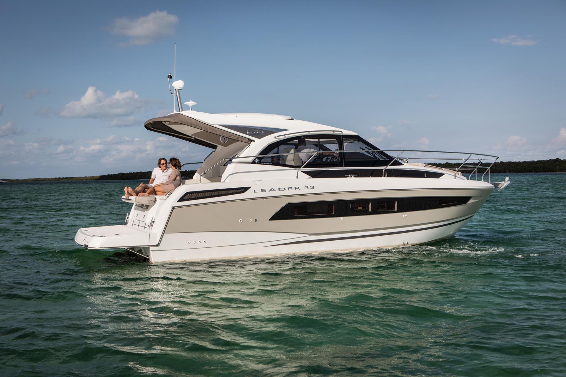 Leader 33 Jeanneau Boats
