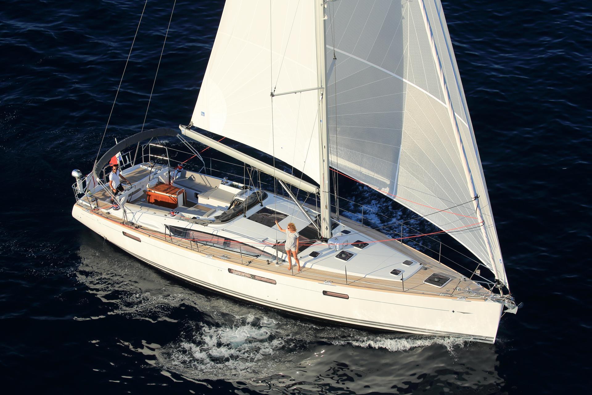Jeanneau 58 Jeanneau Boats