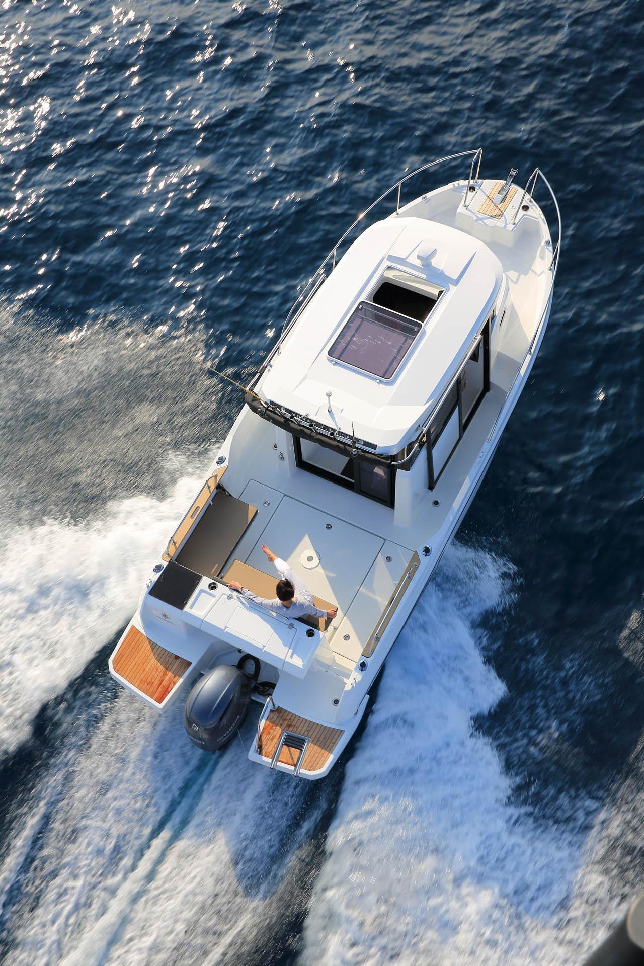 NC 795 Sport | Jeanneau Boats
