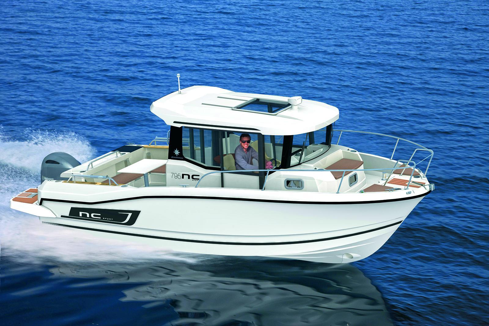 NC Sport 795 | Jeanneau Boats