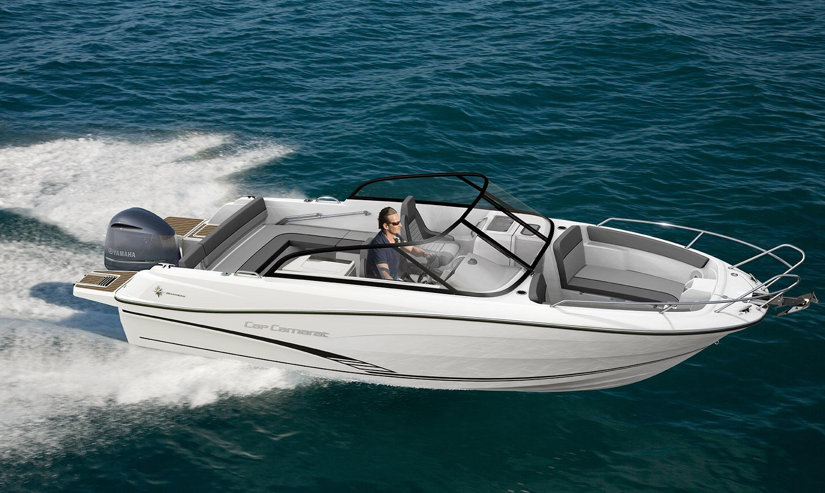 THE NEW SAILBOATS AND POWERBOATS FOR 2018 | Jeanneau