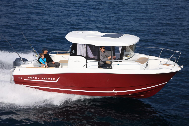 Merry Fisher 755 Marlin   Jeanneau Boats