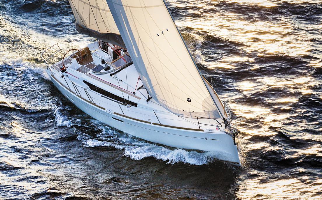 Sun Odyssey 389   Sailboat 11.75m   Jeanneau