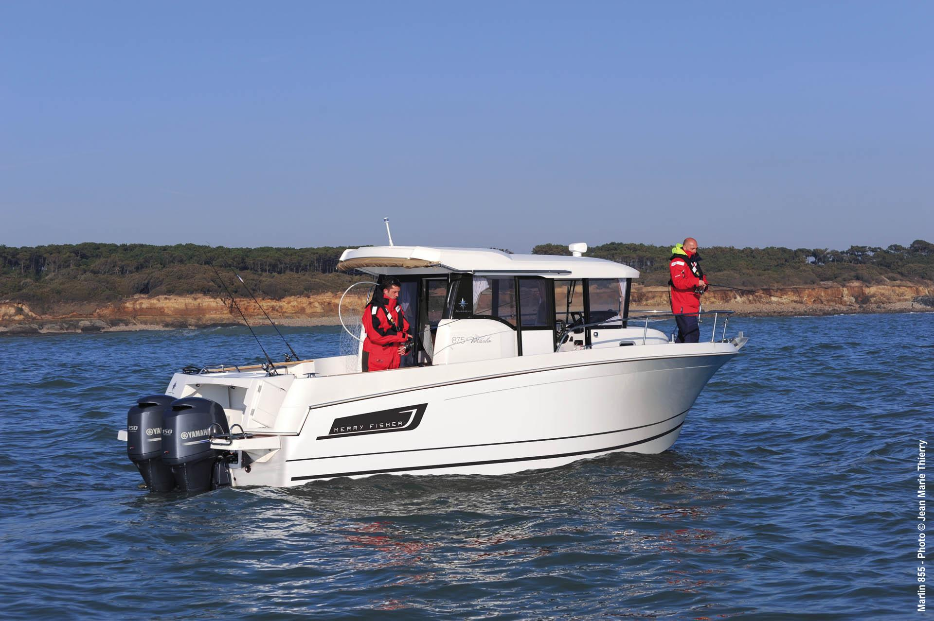 Merry Fisher 875 Marlin Vistas del exterior 3