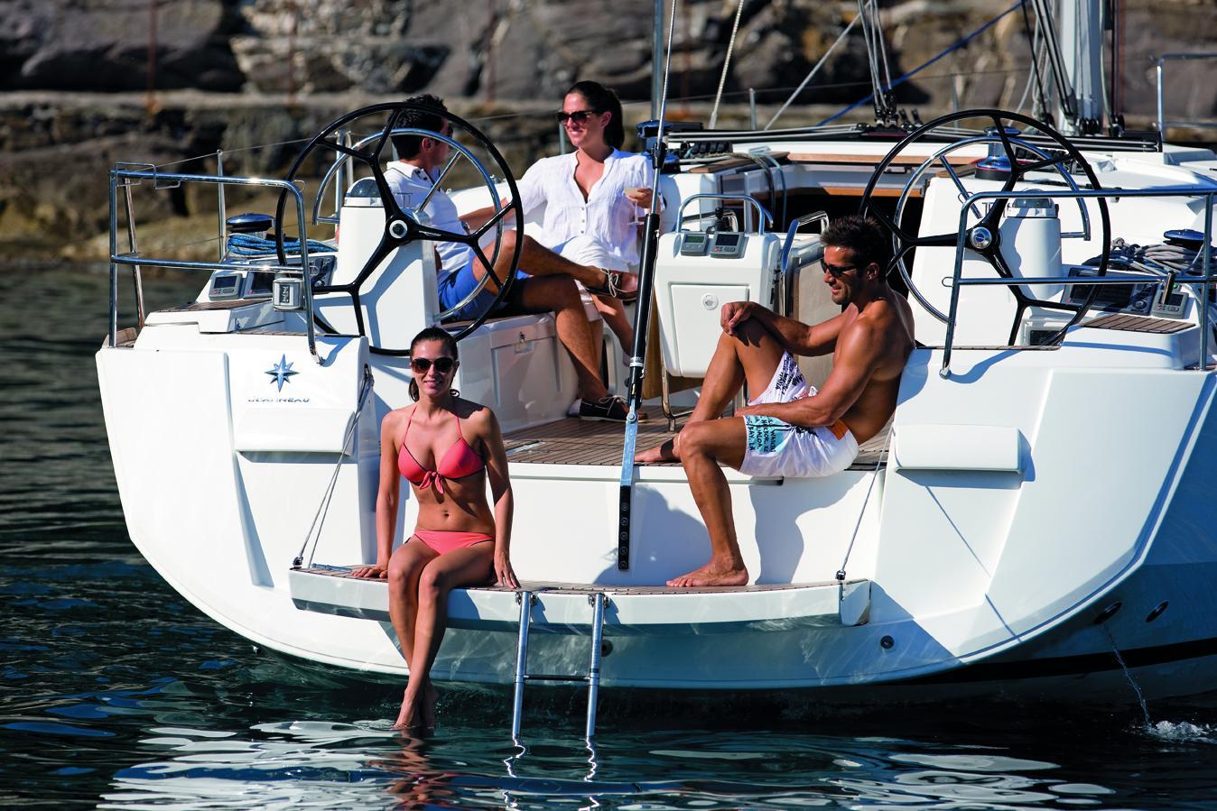 Sun Odyssey 519 Jeanneau Boats