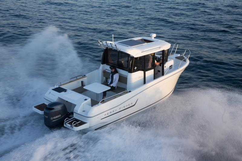 Merry Fisher 695 Marlin Vistas del exterior 14
