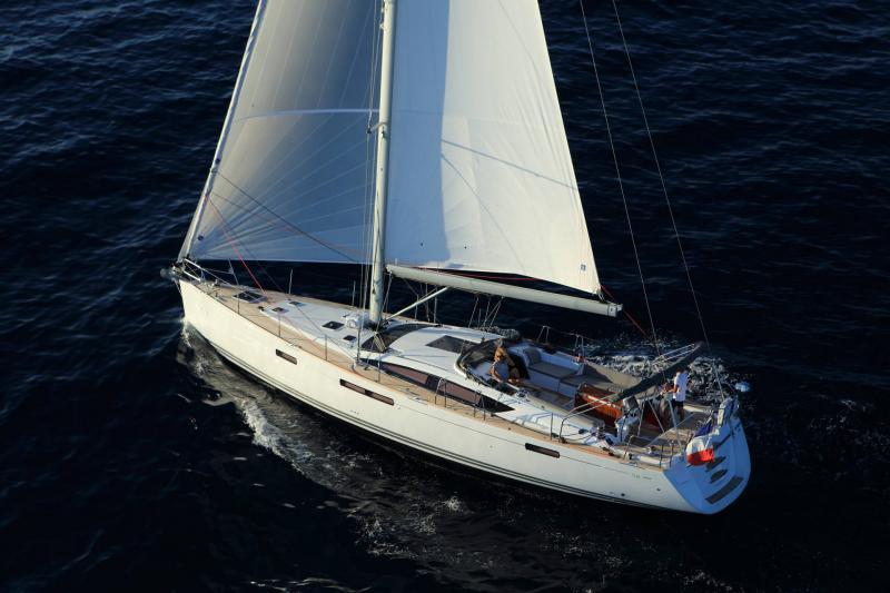Jeanneau 58 │ Jeanneau Yachts of 18m │ Boat Sailboat Jeanneau  17522