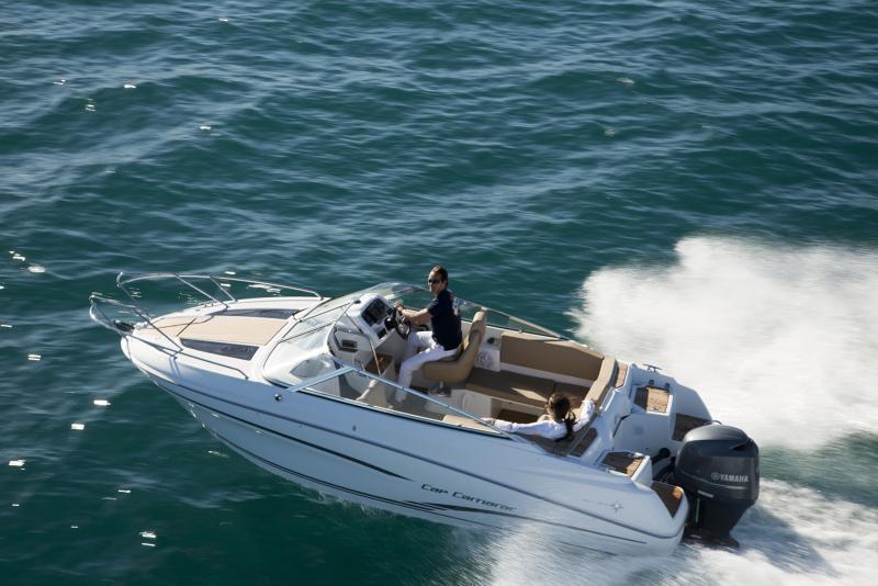 Cap Camarat 6.5 DC │ Cap Camarat Day Cruiser of 6m │ Boat powerboat Jeanneau barco Cap_Camarat_DC-6.5DC2 742