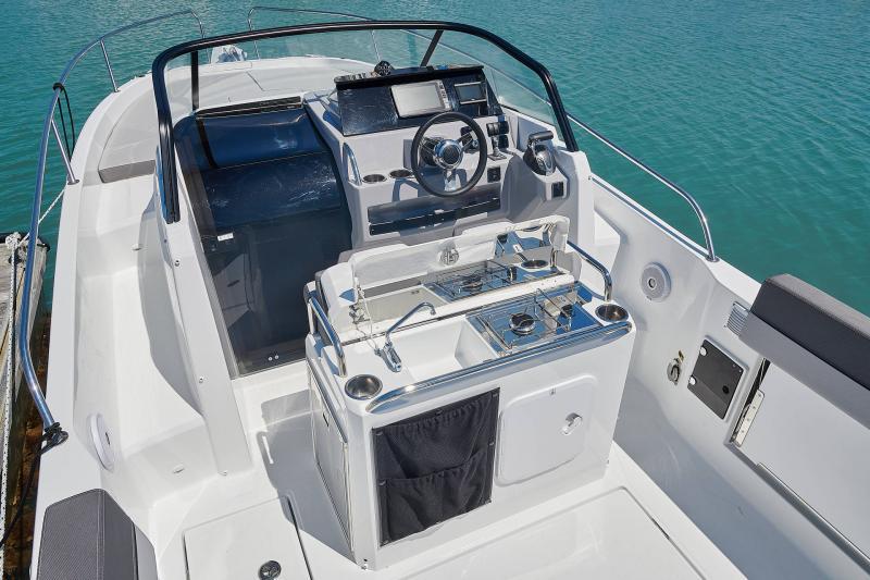 Leader 7.5 Series 3 │ Leader of 7m │ Boat powerboat Jeanneau  23127