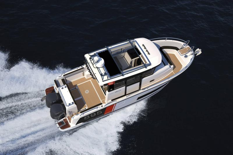 Merry Fisher 895 Sport │ Merry Fisher Sport of 9m │ Boat powerboat Jeanneau  23164