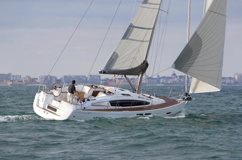 Sun Odyssey 41 DS │ Sun Odyssey DS of 12m │ Boat Sailboat Jeanneau boat Sun-Odyssey-DS-41DS 519