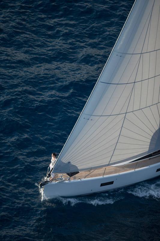 Jeanneau Yachts 54 │ Jeanneau Yachts of 16m │ Boat Segelboote Jeanneau  17474