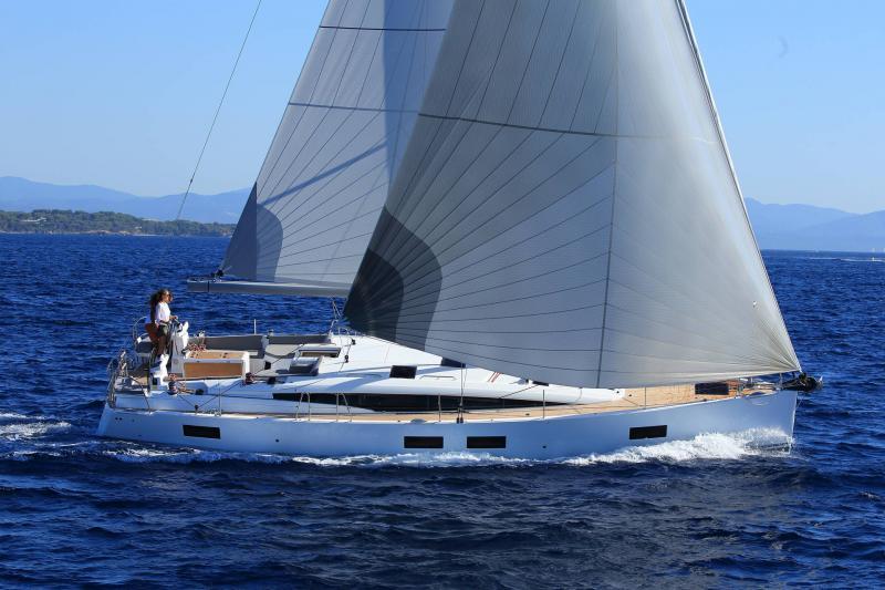Jeanneau Yachts 51 │ Jeanneau Yachts de 15m │ Bateaux Voiliers Jeanneau  17372