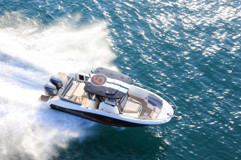 Cap Camarat 9.0 CC │ Cap Camarat Center Console of 9m │ Boat Outboard Jeanneau Cap Camarat 9.0 CC 11537