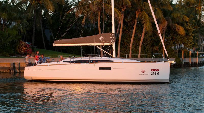 Sun Odyssey 349 │ Sun Odyssey of 10m │ Boat Sailboat Jeanneau  19146