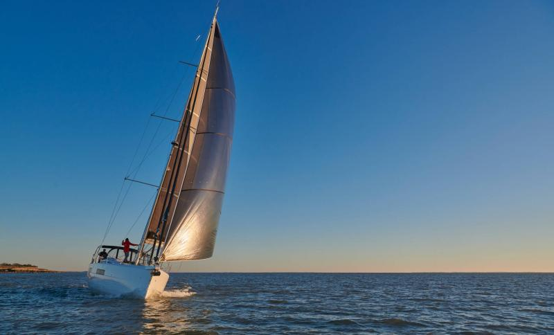 Jeanneau Yachts 60 │ Jeanneau Yachts of 18m │ Boat Sailboat Jeanneau 1-Navigation 22554