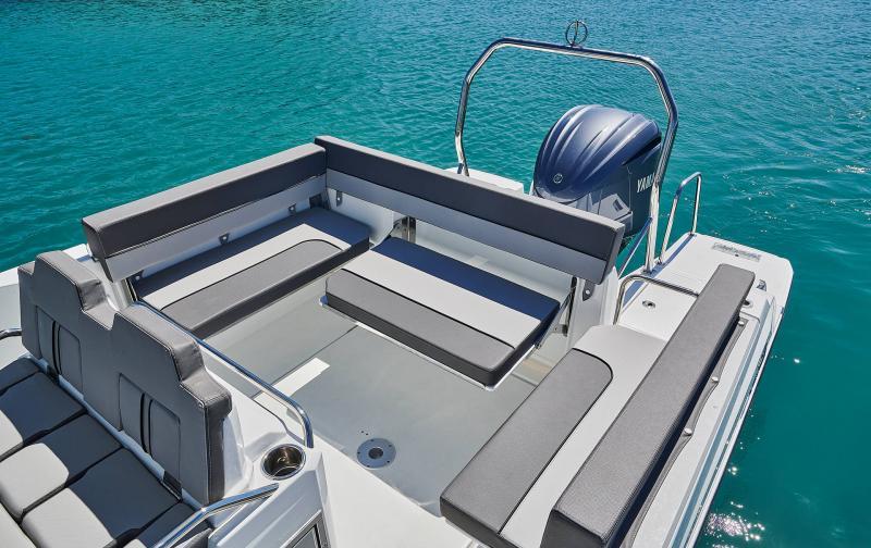 Cap Camarat 7.5 CC Série3 │ Cap Camarat Center Console of 7m │ Boat powerboat Jeanneau  23078