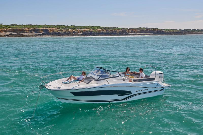 Cap Camarat 7.5 WA Série3 │ Cap Camarat Walk Around of 7m │ Boat powerboat Jeanneau  23123