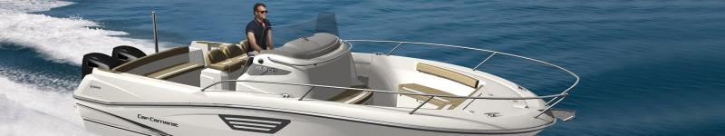 Cap Camarat 8.5 CC │ Cap Camarat Center Console of 8m │ Boat Outboard Jeanneau boat Cap_Camarat_CC-8.5CC 310