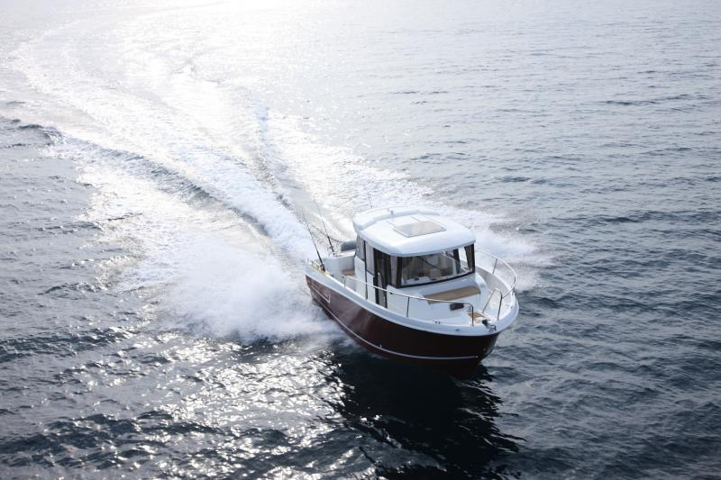 Merry Fisher 755 Marlin │ Merry Fisher Marlin of 7m │ Boat powerboat Jeanneau boat Merry-Fisher-755-marlin 452