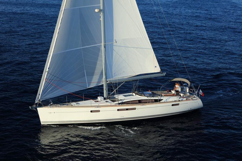 Jeanneau 58 │ Jeanneau Yachts of 18m │ Boat Sailboat Jeanneau  17532