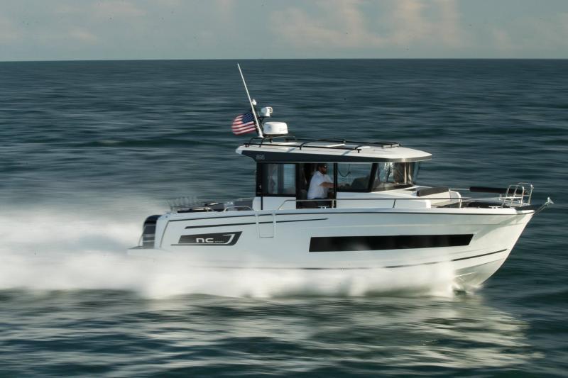 NC 895 Sport │ NC Sport of 9m │ Boat Outboard Jeanneau  18990