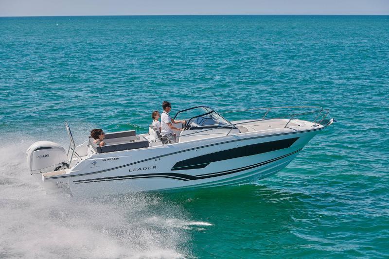 Leader 7.5 Series 3 │ Leader of 7m │ Boat powerboat Jeanneau  23184