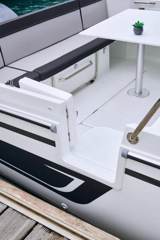 NC 795 Series 2 │ NC Weekender of 8m │ Boat powerboat Jeanneau  21747