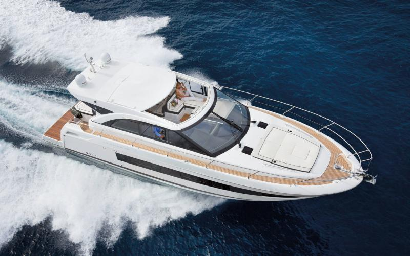 Leader 46 │ Leader of 14m │ Boat powerboat Jeanneau  18463