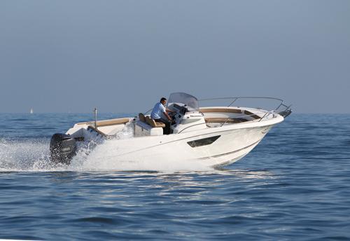 Cap Camarat 8.5 CC │ Cap Camarat Center Console of 8m │ Boat Outboard Jeanneau boat Cap_Camarat_CC-8.5CC 387