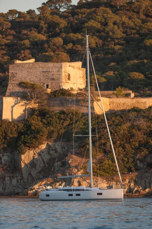 Jeanneau Yachts 51 │ Jeanneau Yachts de 15m │ Bateaux Voiliers Jeanneau  17396