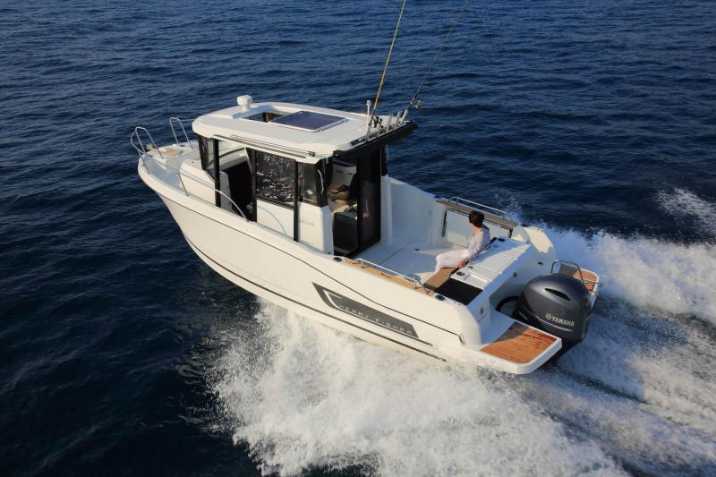 Merry Fisher 795 Marlin Vistas del exterior 6