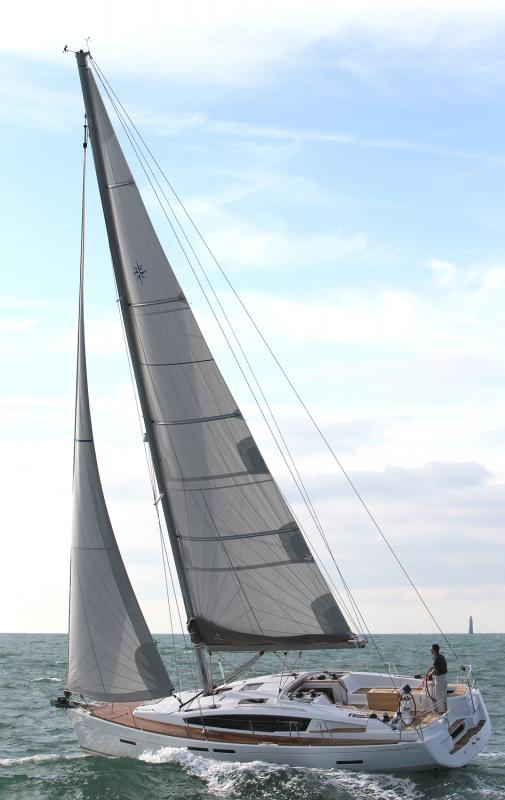 Sun Odyssey 41 DS │ Sun Odyssey DS of 12m │ Boat Sailboat Jeanneau boat Sun-Odyssey-DS-41DS 511