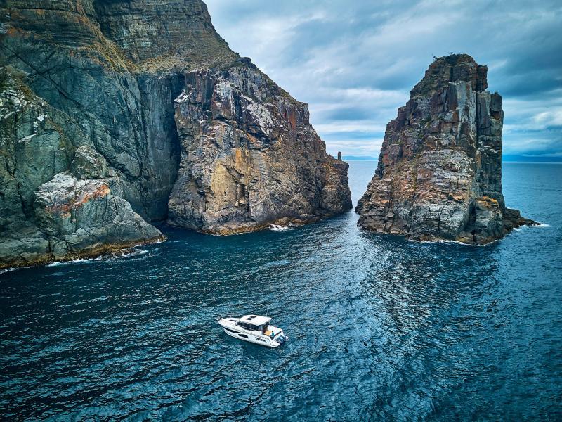 NC 1095 │ NC Weekender of 11m │ Boat powerboat Jeanneau  18865