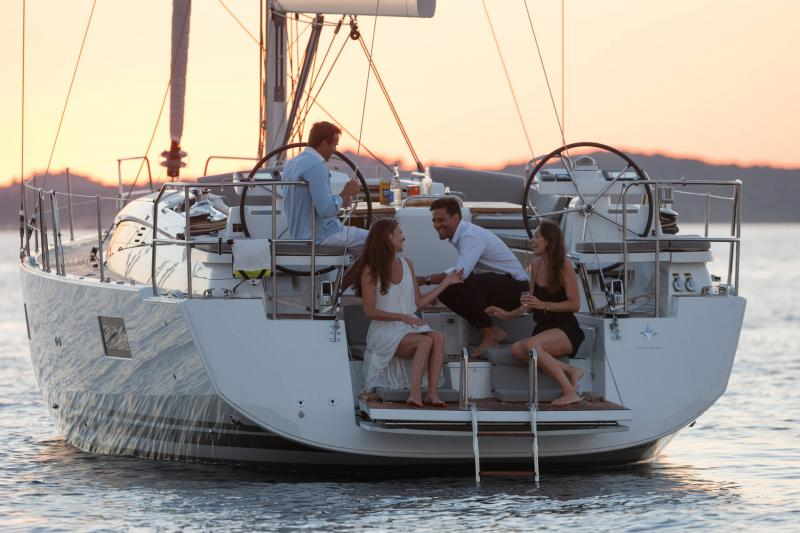 Jeanneau 51 │ Jeanneau Yachts of 15m │ Boat Sailboat Jeanneau  17409
