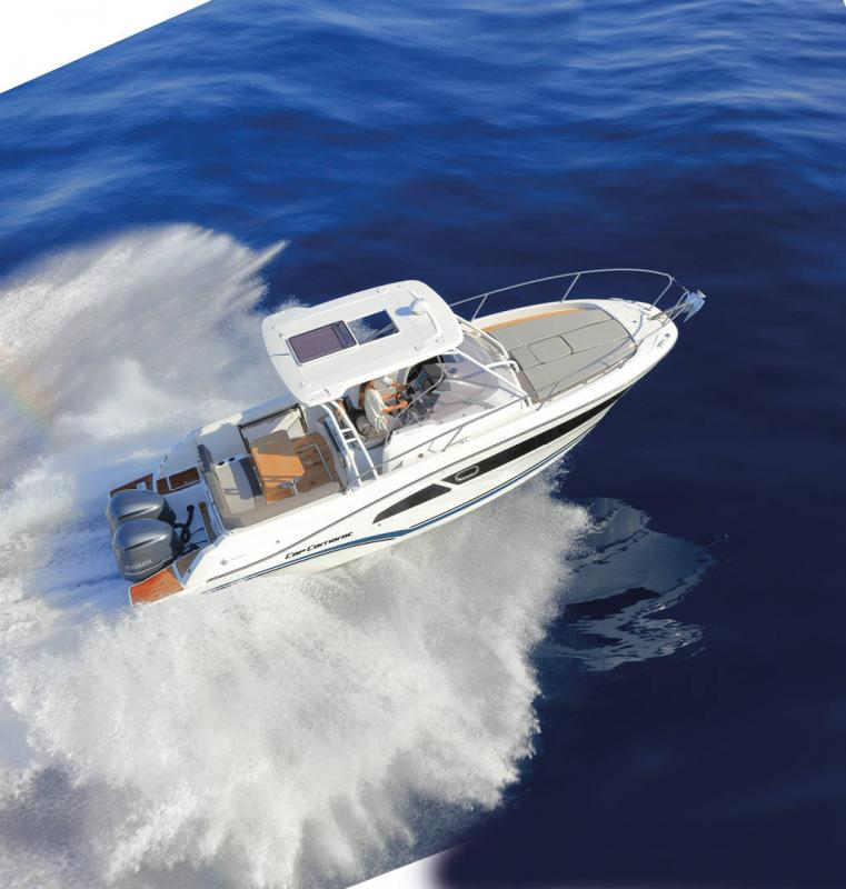 Cap Camarat 9.0 WA │ Cap Camarat Walk Around de 9m │ Bateaux powerboat Jeanneau  17302