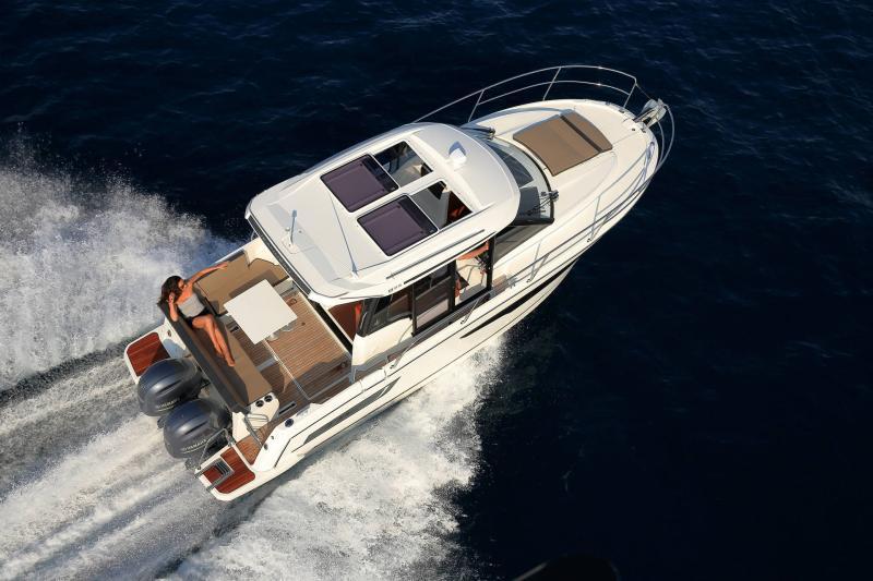 NC 895 │ NC Weekender of 9m │ Boat powerboat Jeanneau  18960