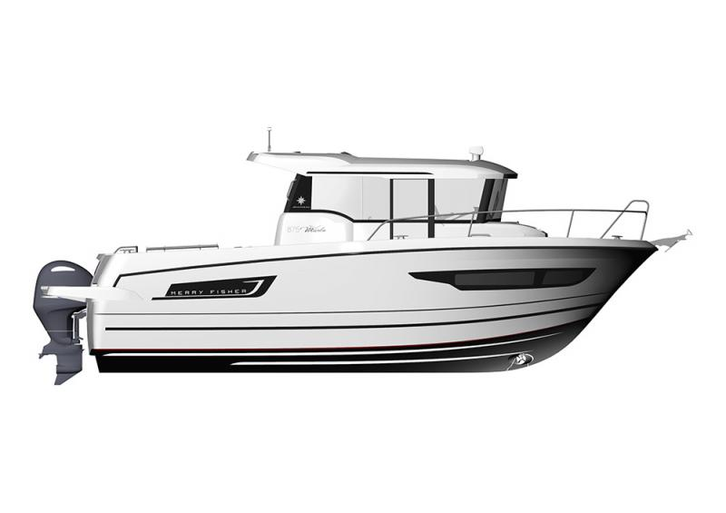 Merry Fisher 875 Marlin Vistas del exterior 1