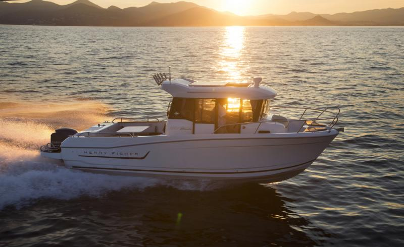 Merry Fisher 695 Marlin Vistas del exterior 12