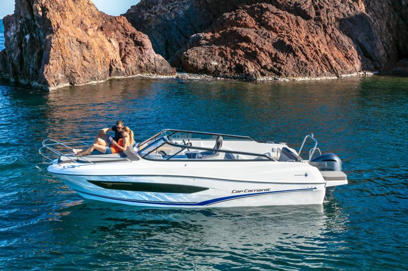 Cap Camarat 7.5 DC │ Cap Camarat Day Cruiser of 7m │ Boat powerboat Jeanneau  17279